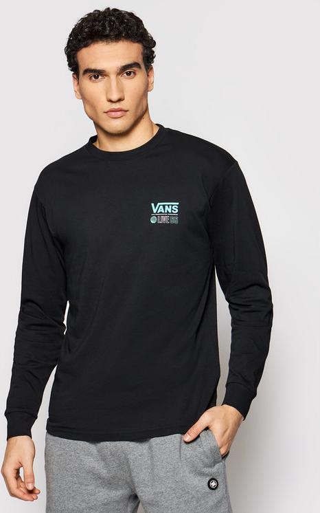T-shirt Vans z długim rękawem