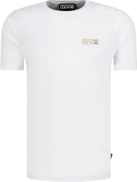 T-shirt Versace Jeans z krótkim rękawem