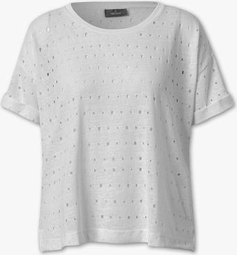T-shirt YESSICA w stylu casual Odzież Damskie Topy i koszulki damskie RV SXWURV-5 dobry