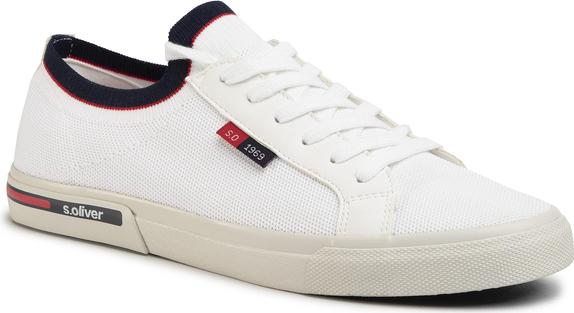 Tenisówki S.OLIVER - 5-13620-24 White 100