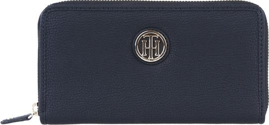 Tommy hilfiger portfel z monogramem
