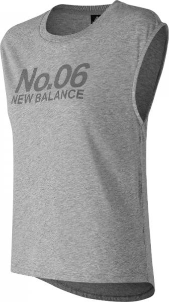 Top New Balance w stylu casual z bawełny Odzież Damskie Topy i koszulki damskie EO NMKFEO-9 85% ZNIŻKI