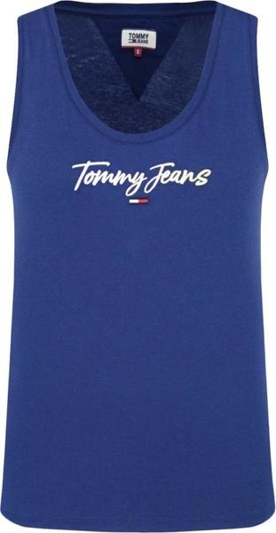 Top Tommy Jeans bez rękawów