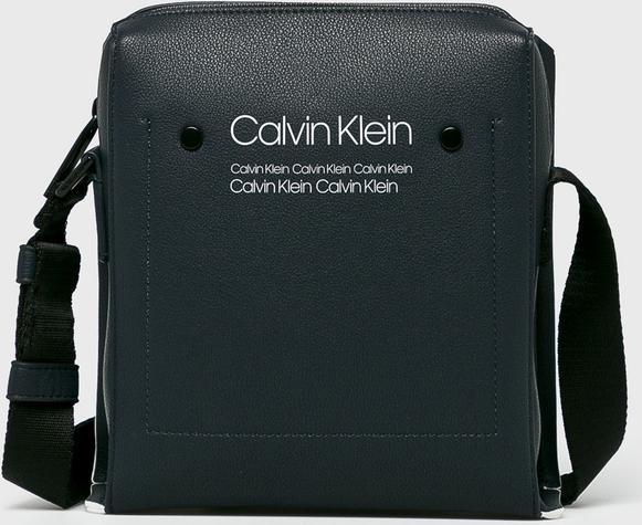 Torba Calvin Klein ze skóry ekologicznej