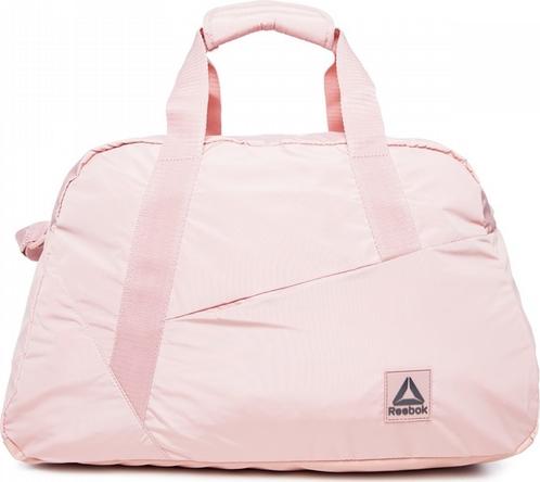 1821bad7106bc Różowa torba sportowa reebok