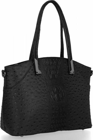 Torebka Bee Bag w stylu glamour na ramię ze skóry ekologicznej