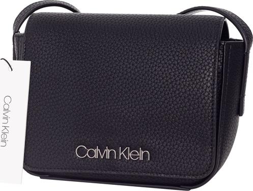 Torebka Calvin Klein matowa średnia