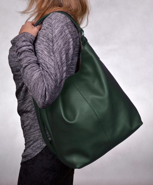 Torebka Designs Fashion zamszowa na ramię