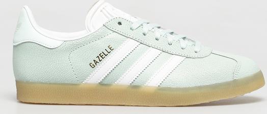 Trampki Adidas Originals niskie z zamszu sznurowane