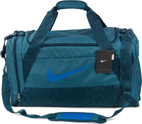 Turkusowa torba sportowa Nike
