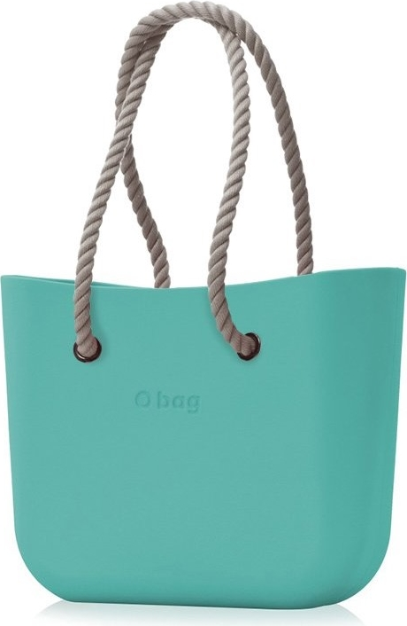 Turkusowa torebka O Bag w wakacyjnym stylu