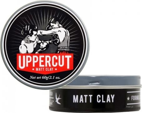Uppercut Deluxe Matt Clay matowa pasta do włosów 60g