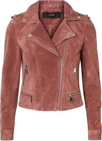 Vero moda kurtka przejściowa 'suede'