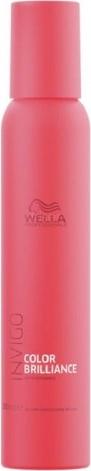 Wella Professionals Wella Invigo Color Brilliance lekka odżywka w piance chroniąca kolor 200ml