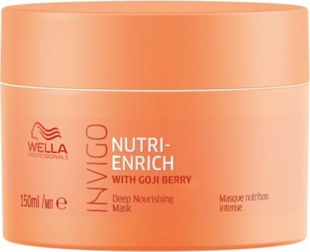 Wella Professionals Wella Invigo Nutri-Enrich odżywcza maska do włosów suchych 150ml
