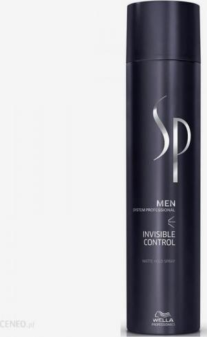 Wella Professionals Wella SP Men Invisible Control matujący lakier do włosów 300ml