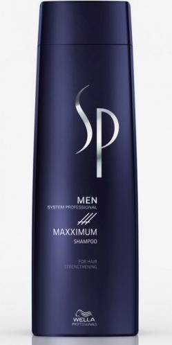 Wella Professionals Wella SP Men Maxximum Shampoo Bain szampon wzmacniający do włosów 1000ml