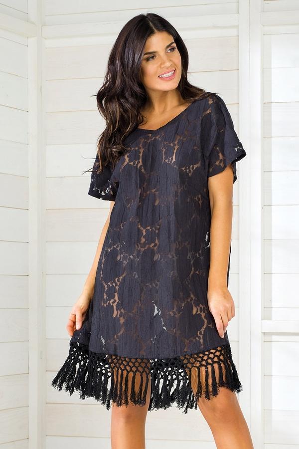 d300e2623b Włoska sukienka letnia marki iconique ic8011 black czarny