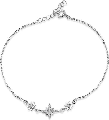 YES Unique - srebrna bransoletka