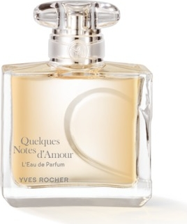 Yves Rocher Woda perfumowana Quelques Notes d'Amour 50 ml