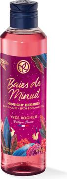 Yves Rocher Żel pod prysznic i do kąpieli Leśne jagody