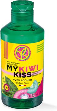 Yves Rocher Żel pod prysznic i do kąpieli My Kiwi Kiss
