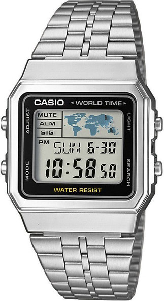 Zegarek CASIO RETRO A500WEA-1EF
