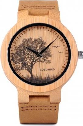 Zegarek drewniany bobo bird p20-4