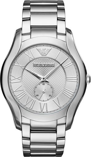 Zegarek EMPORIO ARMANI - Valente AR11084 Silver/Silver
