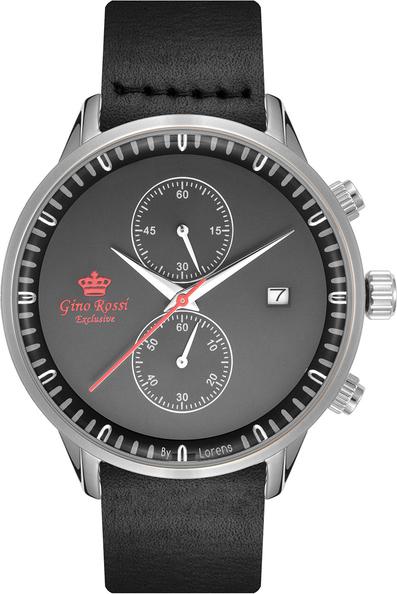 Zegarek Gino Rossi Exlusive-VISO- E12463A-1A1