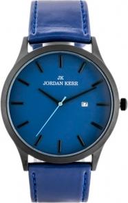 ZEGAREK MĘSKI JORDAN KERR - L1011 Niebieski   Czarny