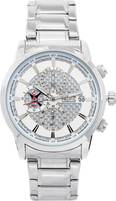 Zegarek męski pacific - getafe x0005-1a - chronograf