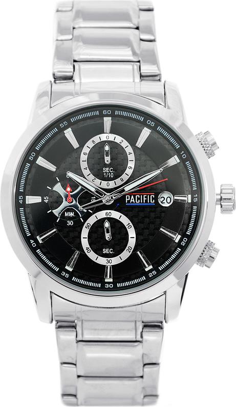 Zegarek męski pacific - getafe x0005-2a - chronograf