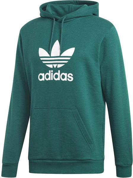 Zielona bluza Adidas Originals