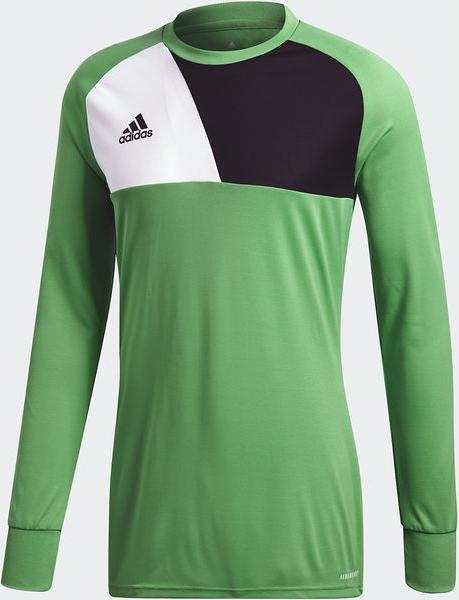 Zielona bluza Adidas z tkaniny