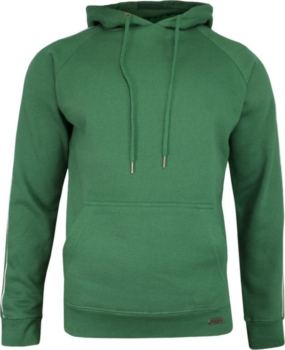 Zielona bluza Brave Soul z bawełny