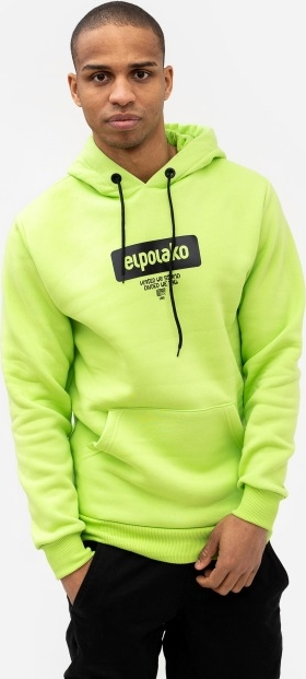 Zielona bluza El Polako