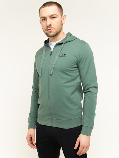 Zielona bluza Emporio Armani