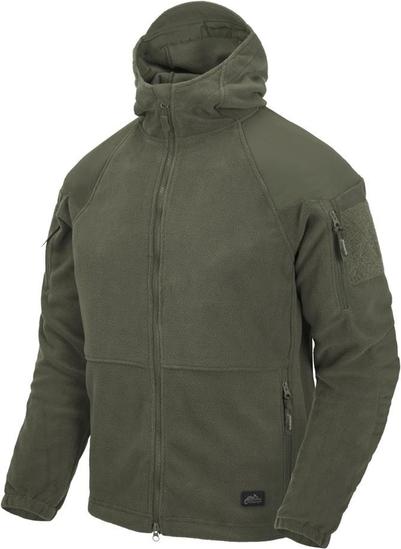 Zielona bluza HELIKON-TEX w sportowym stylu