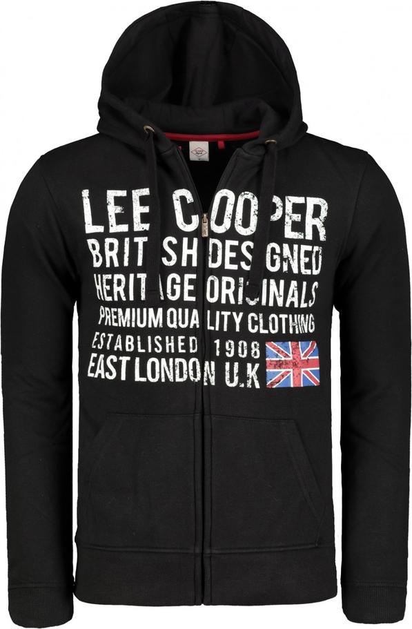 Zielona bluza Lee Cooper