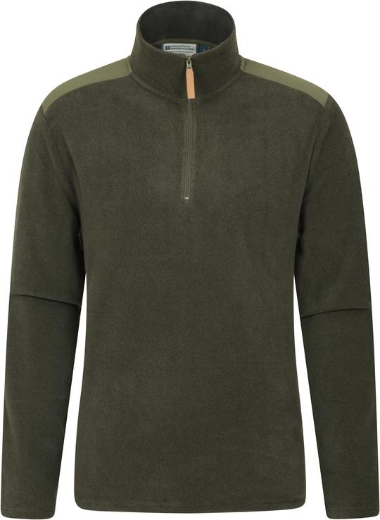 Zielona bluza Mountain Warehouse w stylu casual