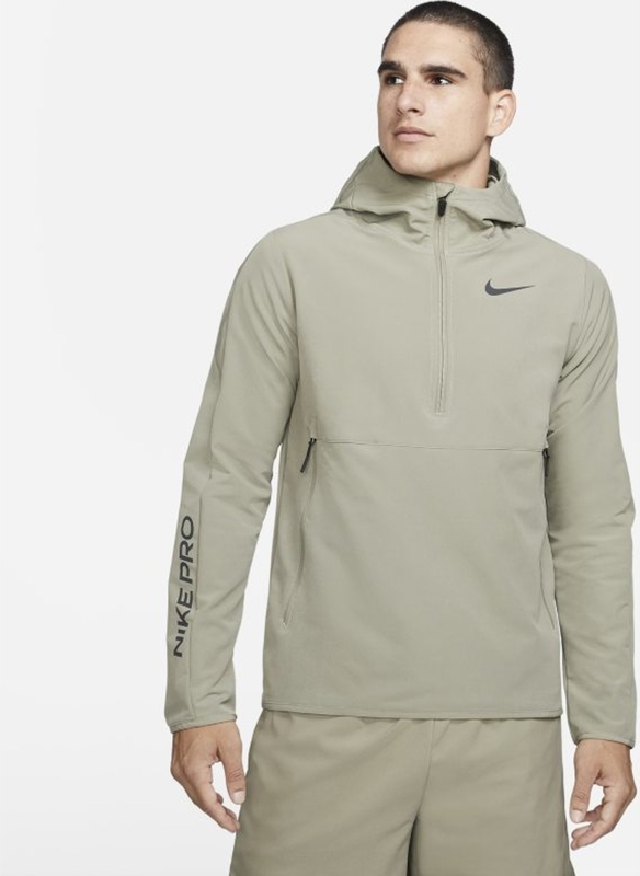 Zielona bluza Nike w młodzieżowym stylu