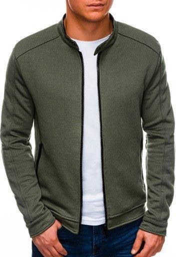 Zielona bluza Ombre