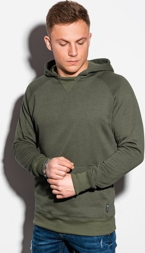 Zielona bluza Ombre w młodzieżowym stylu