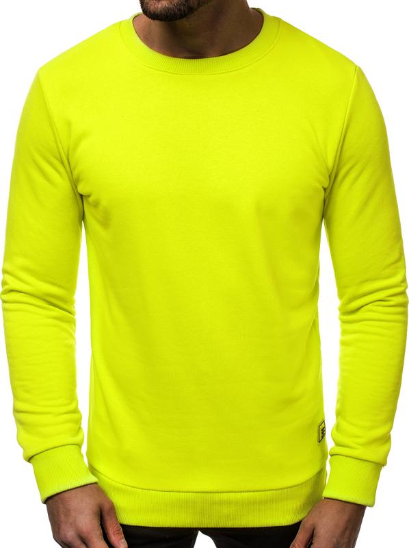 Zielona bluza Ozonee w stylu casual
