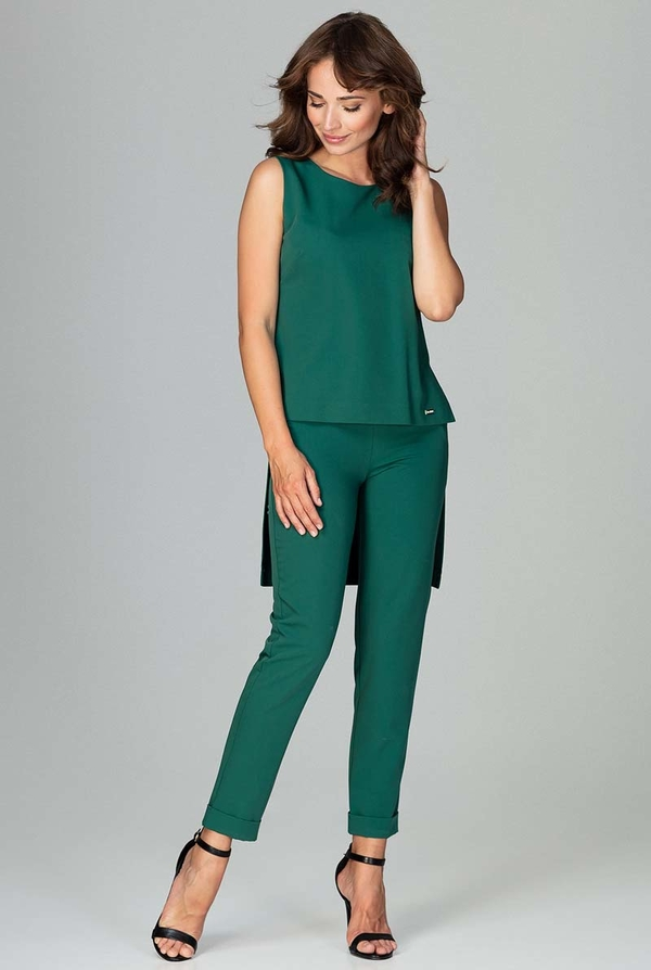 Zielona bluzka Katrus