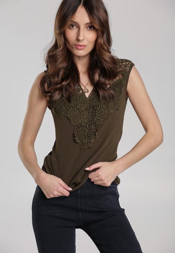 Zielona bluzka Renee