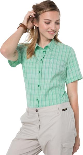 Zielona koszula Jack Wolfskin