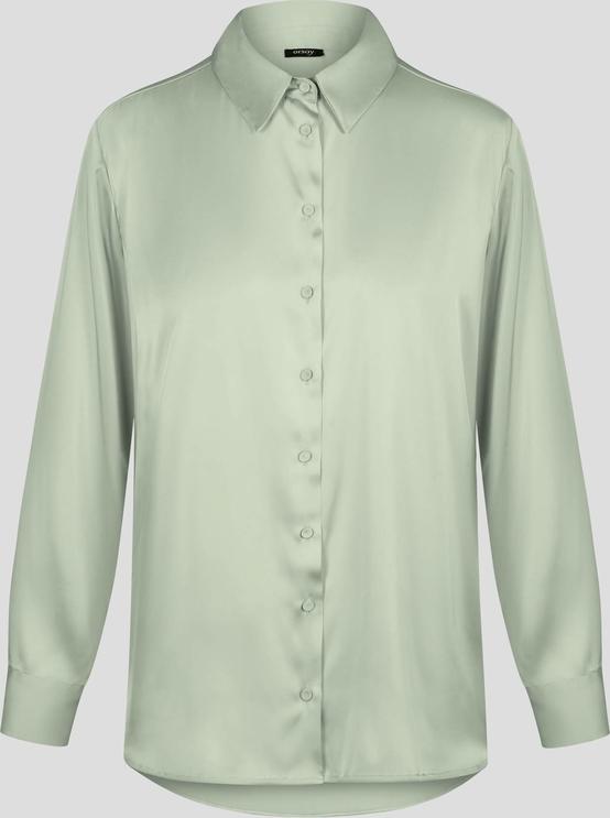 Zielona koszula ORSAY