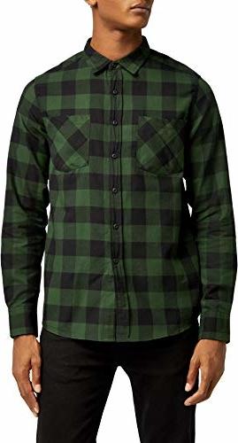 Zielona koszula Urban Classics